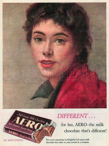 Aero Advertisement, 1955.