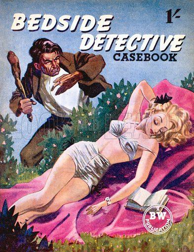Bedside Detective Casebook, Brown Watson, 1948.