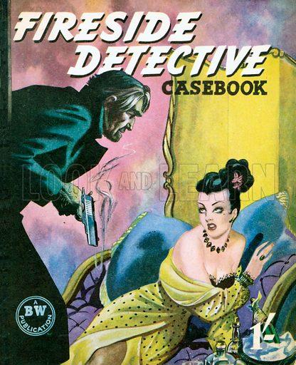 Fireside Detective Casebook, Brown Watson, 1948.