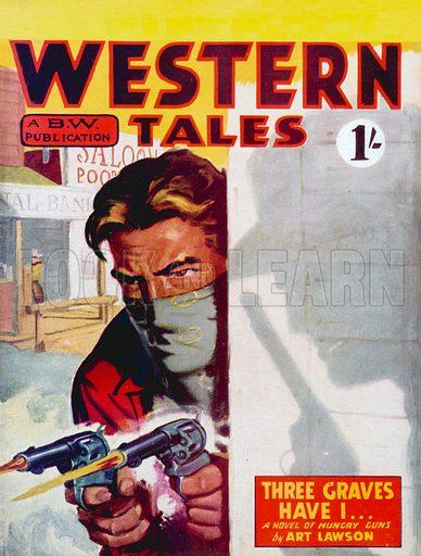 Western Tales, Brown Watson, 1948.