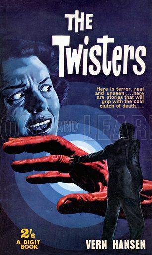 The Twisters by Vern Hansen, Digit Books R727, 1963.