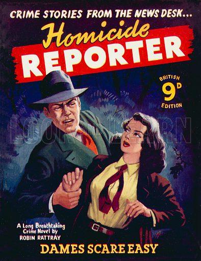 Homicide Reporter, Hamilton & Co., 1949.