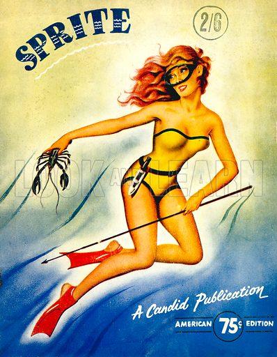 Sprite, Paget Publications, 1956(?).