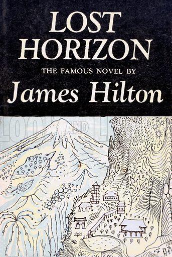 Lost Horizon by James Hilton, Pan Books 2, 1947.