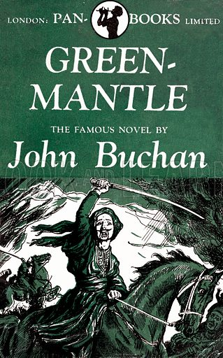 Greenmantle by John Buchan, Pan Books 18, 1947.
