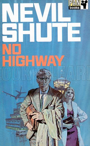 No Highway by Nevil Shute, Pan Books 02072, 5th imp., 1968.