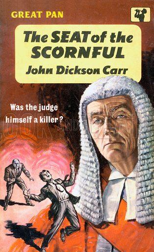 The Seat of the Scornful by John Dickson Carr, Pan Books G309, 1960.