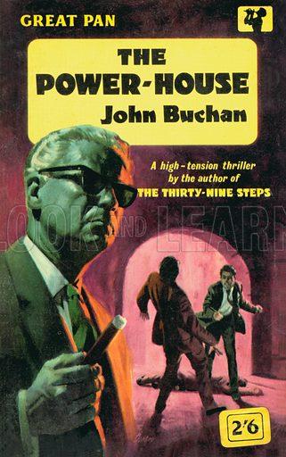 The Power-House by John Buchan, Pan Books G441, 1961.