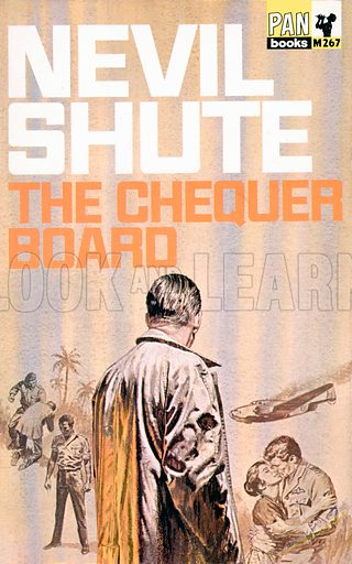 The Chequer Board by Nevil Shute, Pan Books M267, 6th imp., 1968.