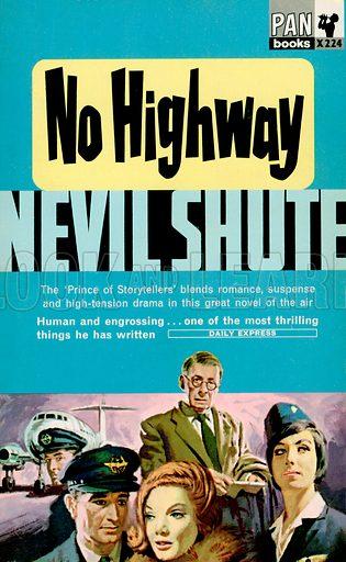 No Highway by Nevil Shute, Pan Books, 2nd imp., 1964.