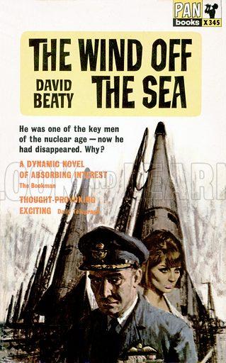 The Wind off the Sea by David Beaty, Pan Books X345, 1964.