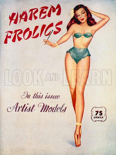 Harem Frolics, John Spencer, 1948(?).