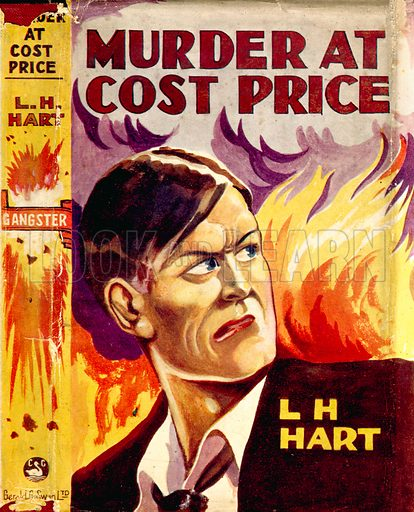 Murder at Cost Price by L. H. Hart, Gerald Swan, 1947.