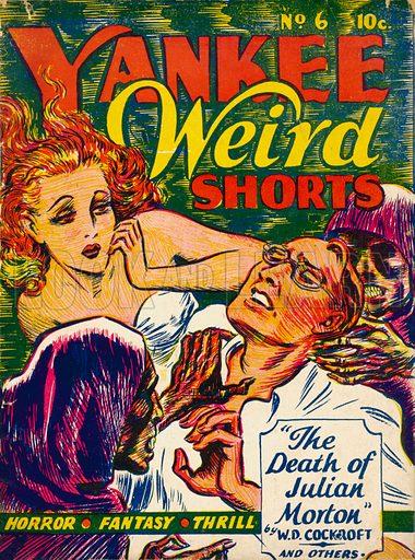 Yankee Weird Shorts No.6, Gerald Swan, 1941.