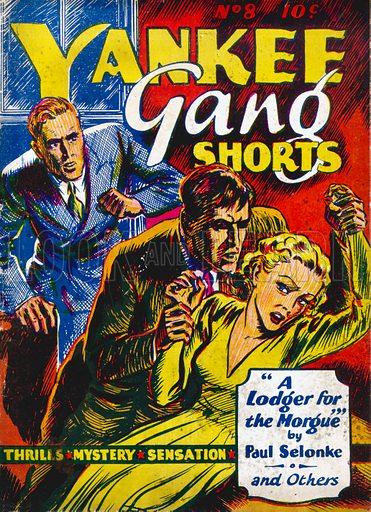 Yankee Gang Shorts No.8, Gerald Swan, 1941.