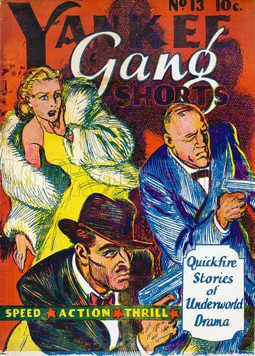 Yankee Gang Shorts No.13, Gerald Swan, 1941.
