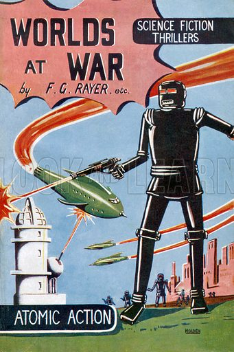 Worlds at War edited by F. G. Rayer, Tempest Publishing, 1949.