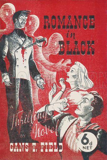 Romance in Black by Gans T. Field, Utopian Publications, 1946.