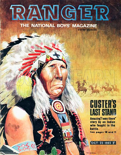 Custer's Last Stand.