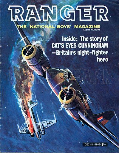 Britain's Night-fighter Hero.