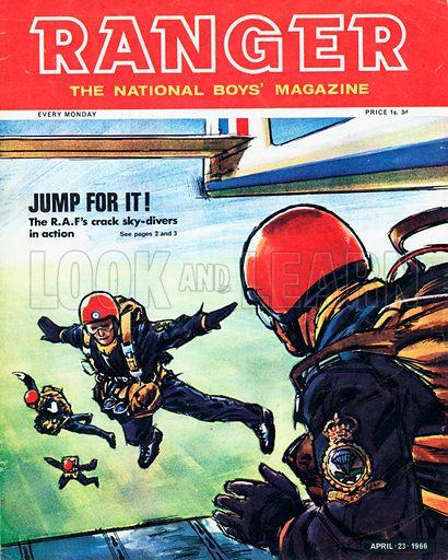 RAF Sky-Divers.
