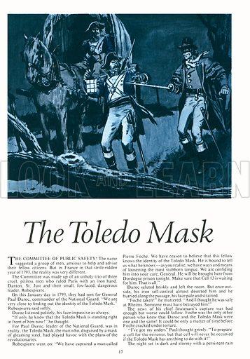 The Toledo Mask.