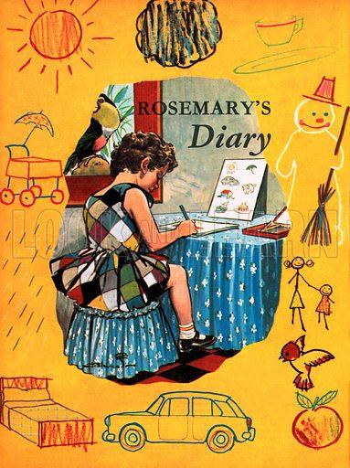 Rosemary's Diary. Text story from Teddy Bear (4 January 1969).