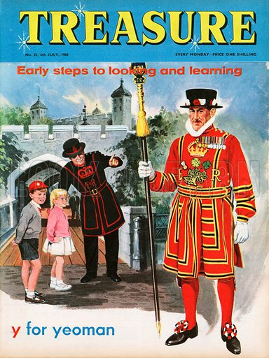 Yeoman Warder and Yeoman of the Guard.