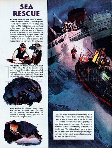 Sea Rescue.