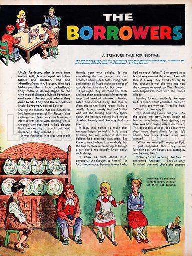The Borrowers.