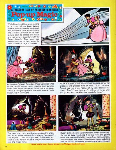 Princess Marigold.