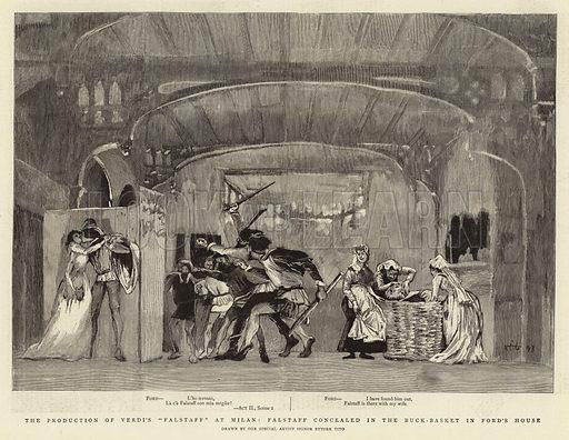 Verdi, picture, image, illustration