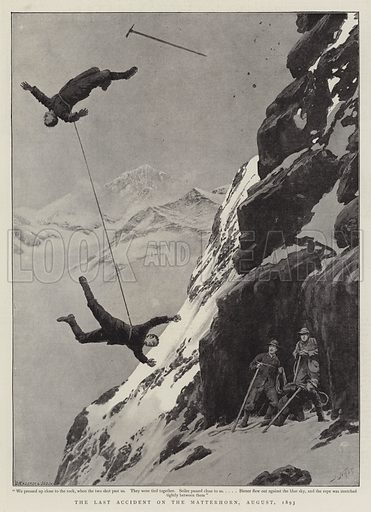 climber, picture, image, illustration