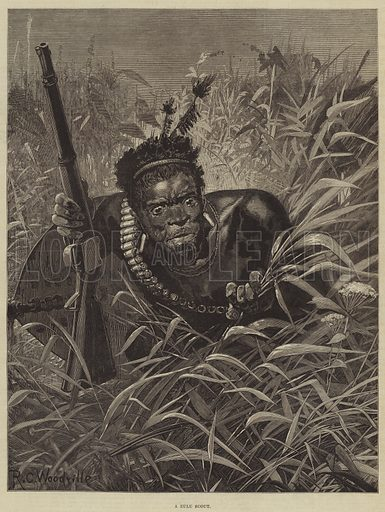 A Zulu Scout