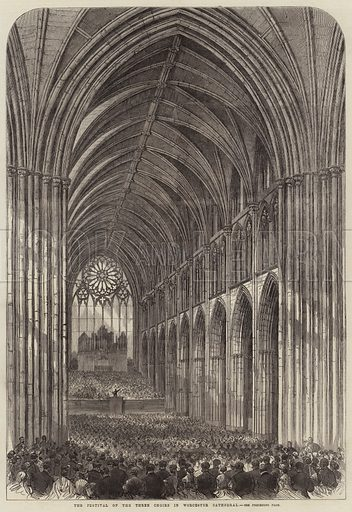 Worcester, picture, image, illustration