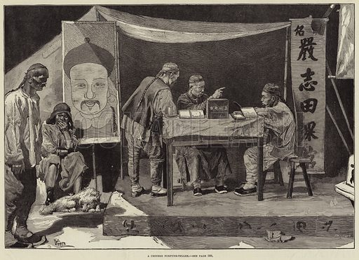 A Chinese Fortune-Teller
