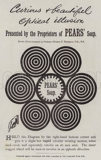 Advertisement, Pears' Soap