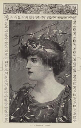 The Mistletoe Queen