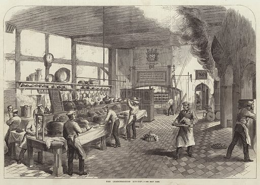 The Charterhouse Kitchen