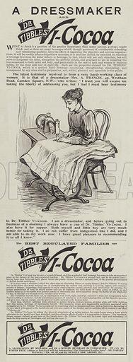 Advertisement, Dr Tibbles