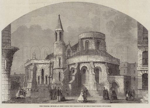 church, picture, image, illustration