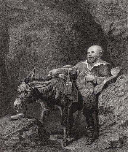 Sancho Panza.