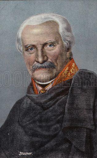 General Blucher.