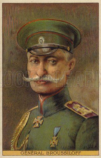 General Broussiloff.