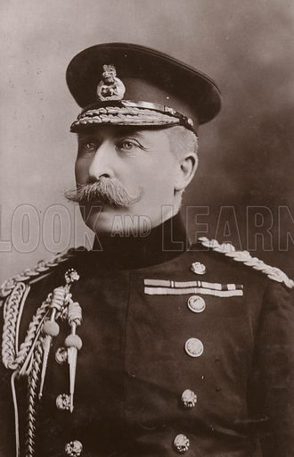 HRH The Duke of Connaught.