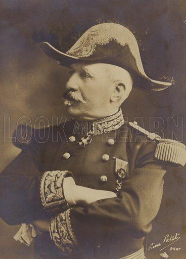 General de Castelnau.