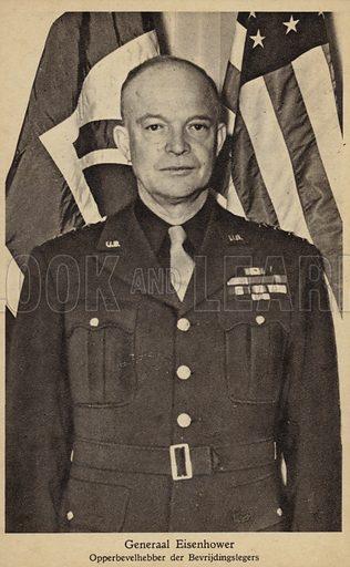 General Eisenhower.