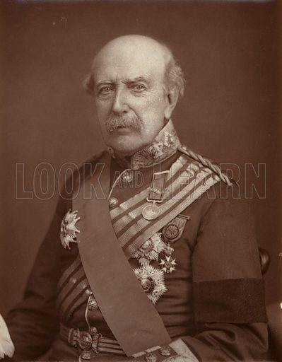 General Sir W F Williams of Kars.