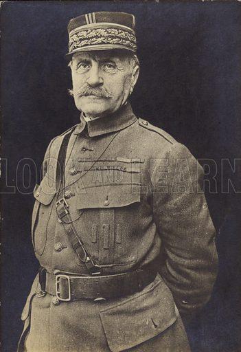 Marshal Foch.