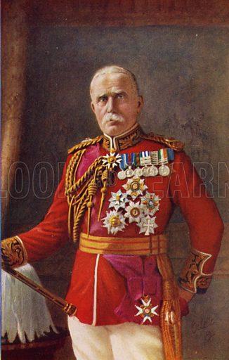 Field Marshal Sir John French.